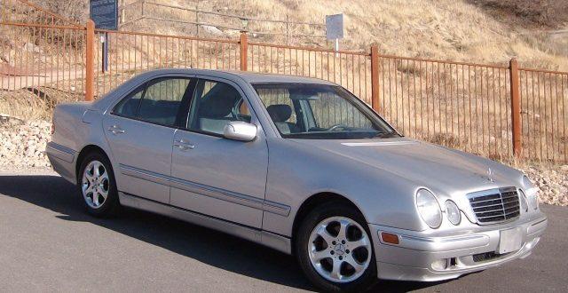 Mercedes Benz E Class W124 W210 Petrol 1993 2000 Workshop