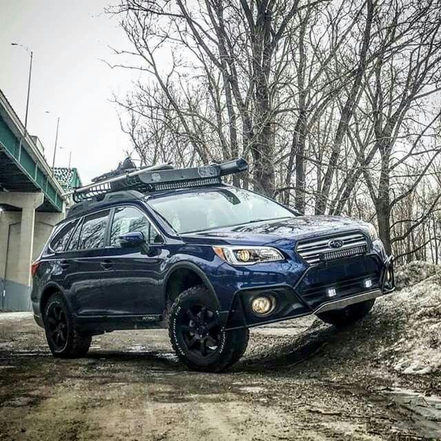 Subaru Outback Hacks