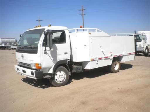 download 05 07 Nissan Truck UD 1300 1400 workshop manual