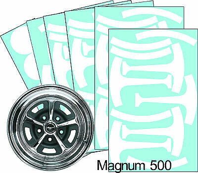 download 14 15 Magnum 500 Wheel Paint Stencil Kit workshop manual