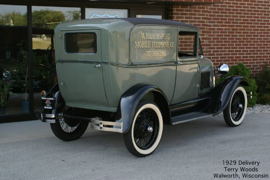 download 1928 31A Ford Mitchell Overdrive USA Made workshop manual