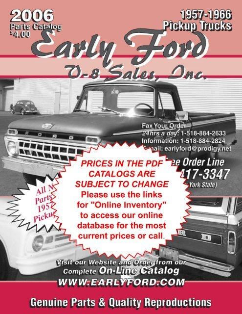 download 1948 Ford Pickup Truck Tailgate Hinge Die Stamped Steel workshop manual