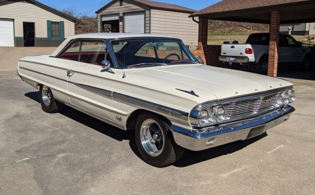 download 1964 Ford Galaxie 500 2 Door Hardtop Front Bench Rear Seat Cover Set workshop manual