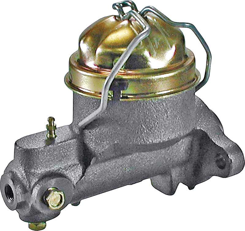 download 1964 Master Cylinder Re 7 8 Bore Power Drum Brakes Mercury workshop manual