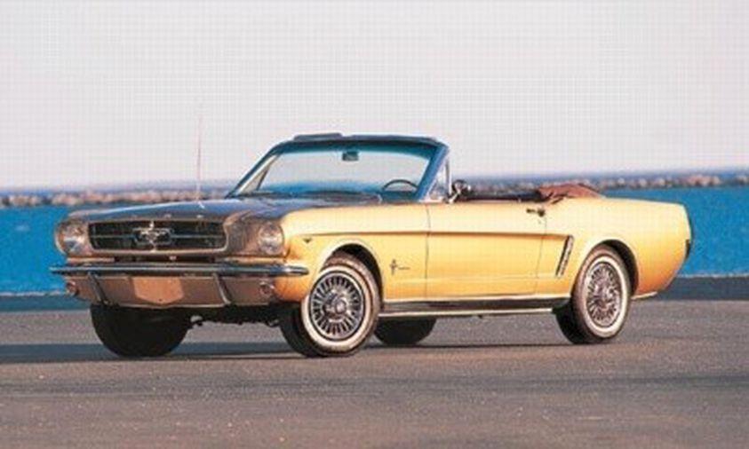 download 1964 Mustang Air Cleaner Decal 289 2 Barrel V8 workshop manual