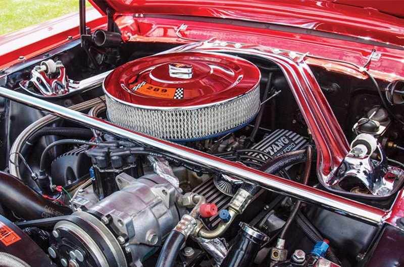 download 1964 Mustang Curved Monte Carlo Bar with Painted Finish workshop manual
