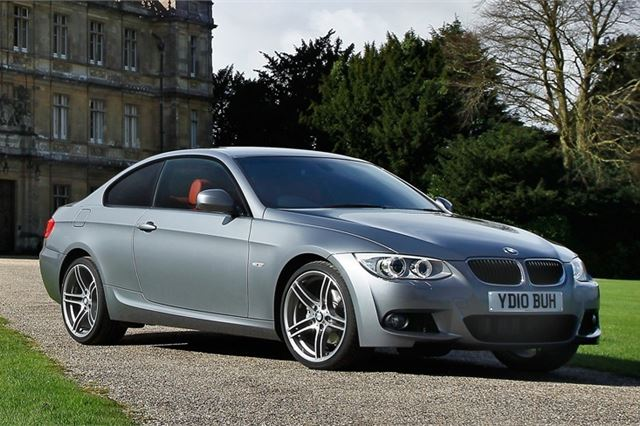 download 3 Series E92 COUPE workshop manual