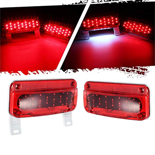 download 4.5 inch 24 Power LED Work Light With X Light Guide Red workshop manual