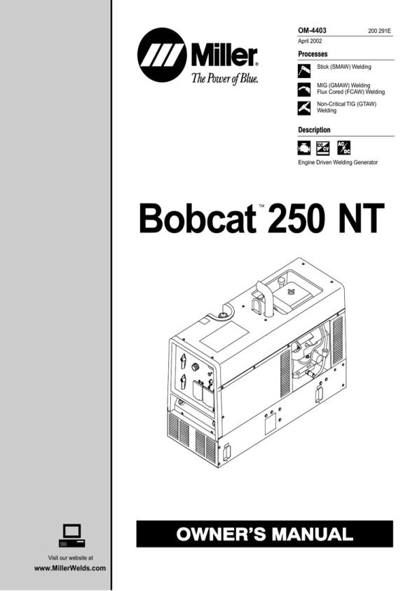 download 4403 Black Steel Breather workshop manual