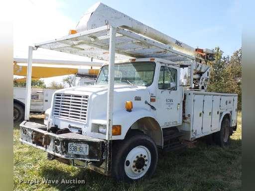 download 4800 International Truck workshop manual