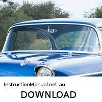download 55 56 57 CHEVROLET BEL Air ue workshop manual