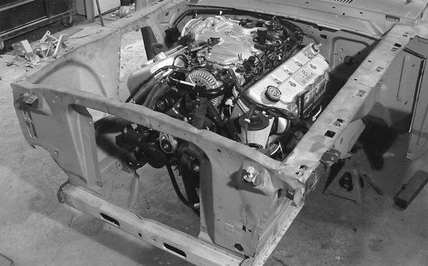 download 66 68 Galaxie 429 460 Engine Conversion Kit workshop manual