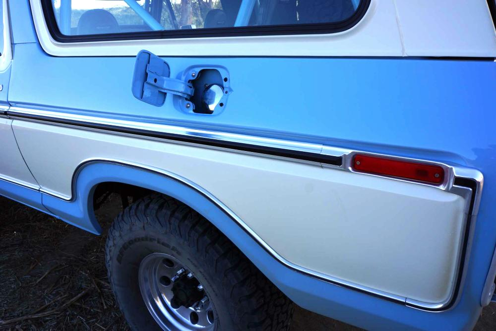 download 79 Ford Bronco Harness Clamp Plastic workshop manual