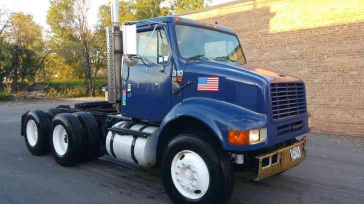 download 8200 International Truck workshop manual