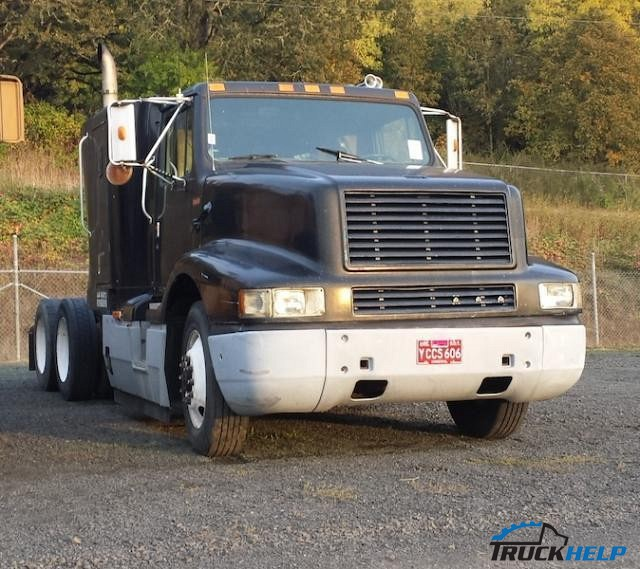 download 8300 International Truck workshop manual