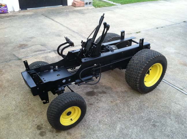 download 85% Gloss Chassis Black Spray workshop manual