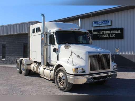 download 9000 International Truck workshop manual