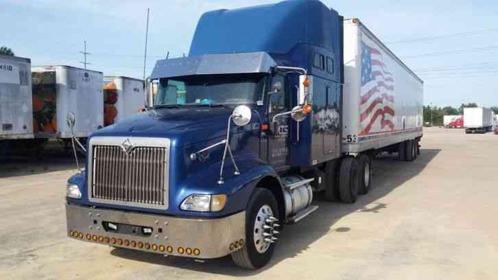 download 9200I International Truck workshop manual