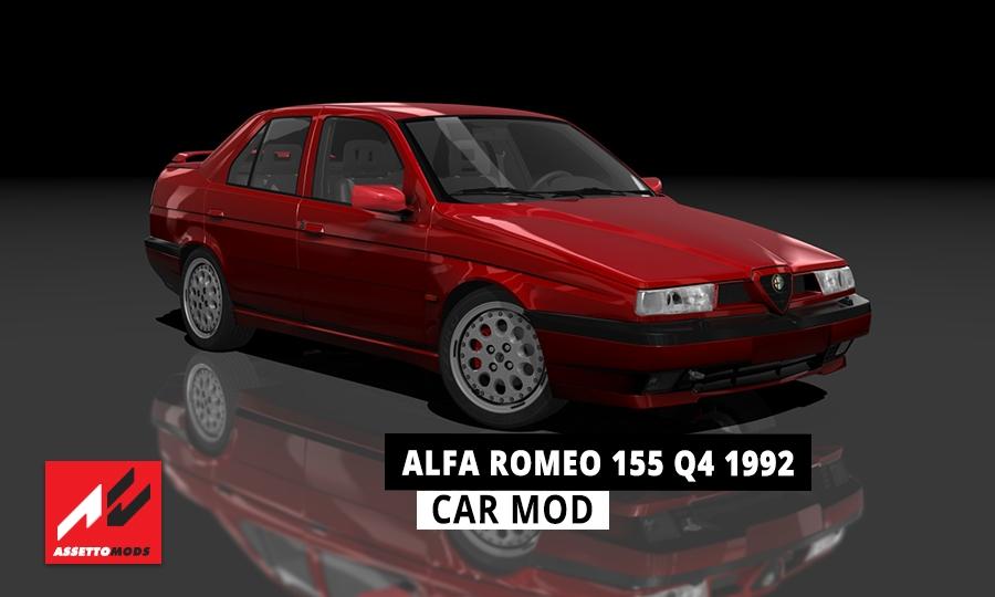 download ALFA ROMEO 155 CAR workshop manual