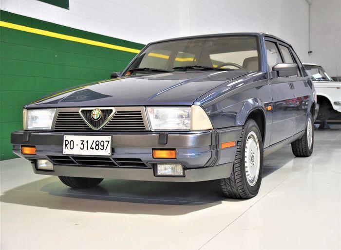 download ALFA ROMEO 75 MILANO V6 workshop manual