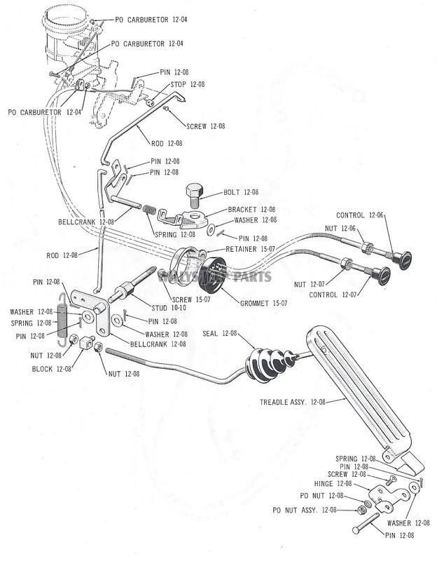 download Accelerator Pedal Linkage Seal Ford workshop manual