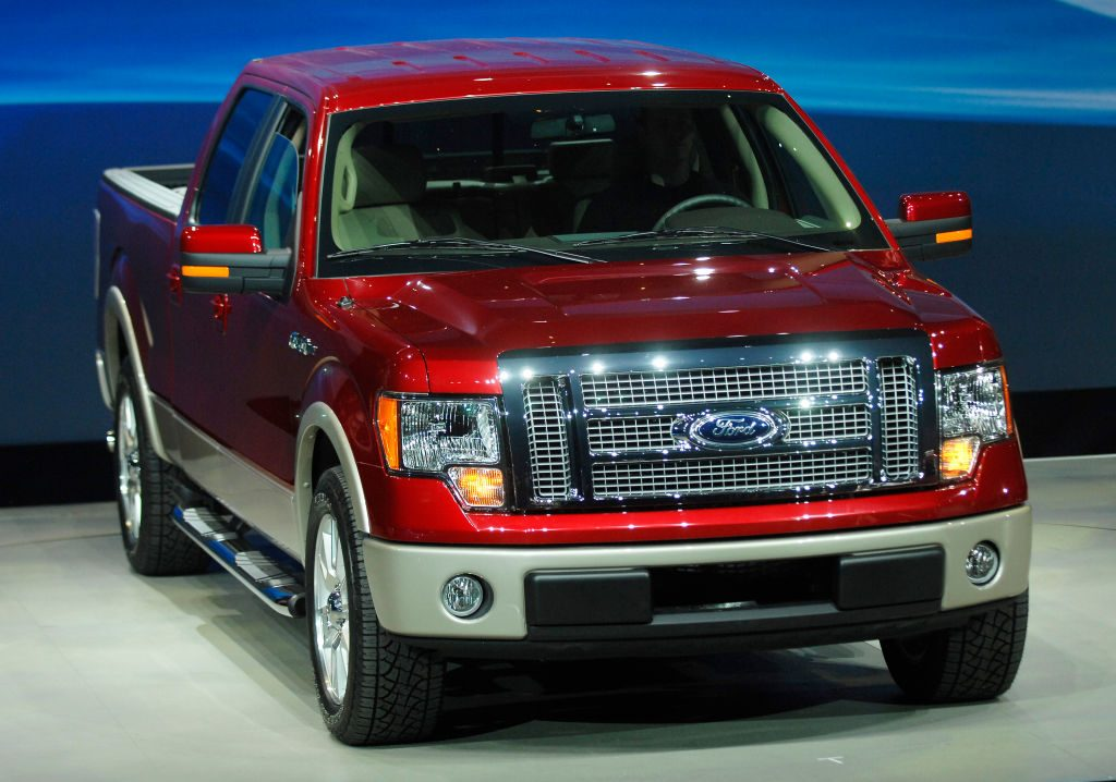 download Accessory 10 Ford workshop manual