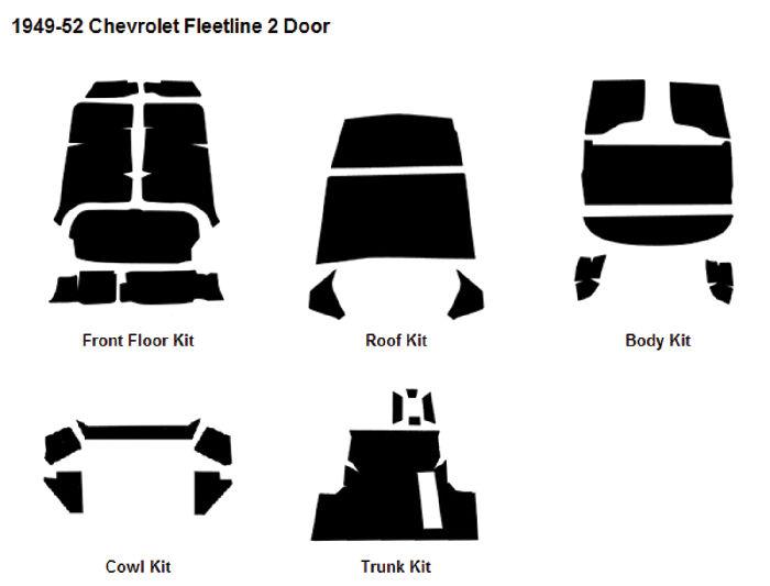 download Acoustishield Sound Dampener Cowl Door Convertible workshop manual