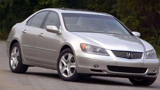 download Acura RL workshop manual