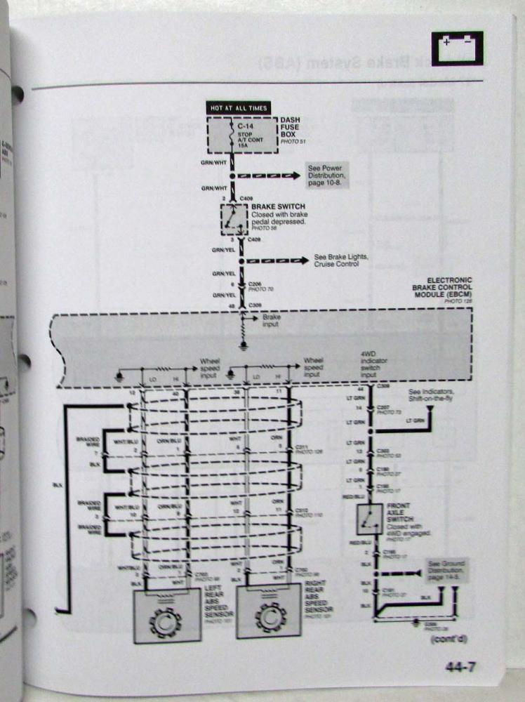 download Acura SLX workshop manual
