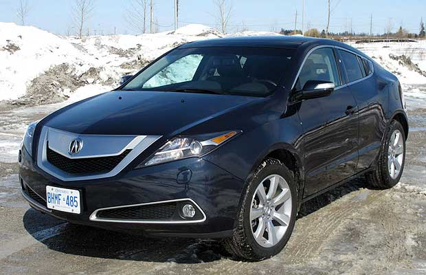 download Acura ZDX workshop manual