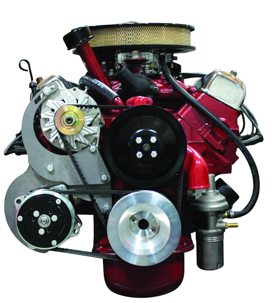 download Air Conditioning Compressor To Intake Manifold Adjusting Brace Small Block Front workshop manual