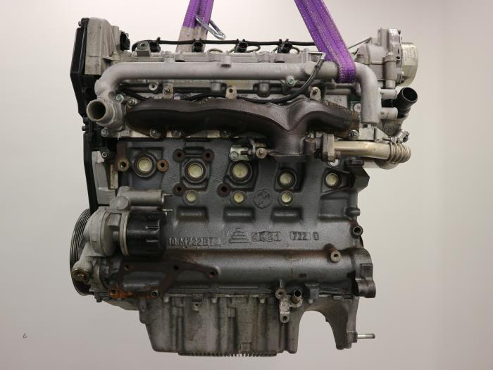 download Alfa Romeo 166 2.4 JTD 20V workshop manual