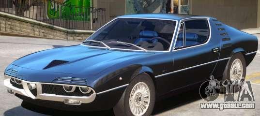 Download Alfa Romeo Montreal 1970 Workshop Repair Service