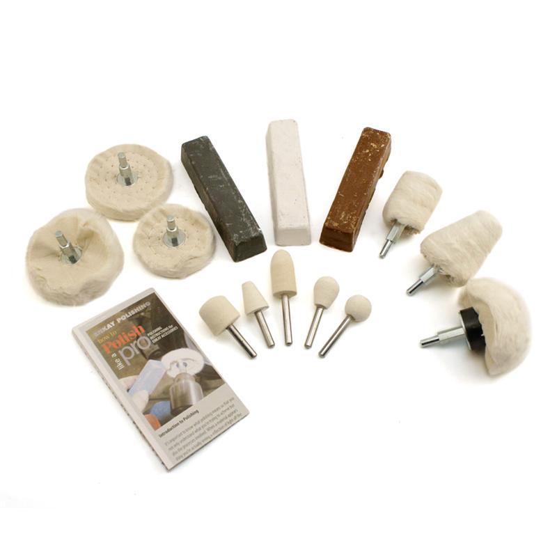 download Aluminum Deluxe Polishing Kit workshop manual