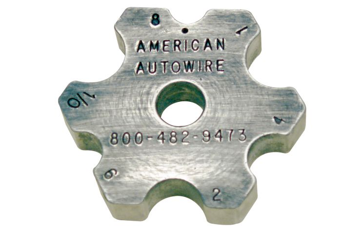 download American AutoWire Battery Cable Terminal Crimp Tool workshop manual
