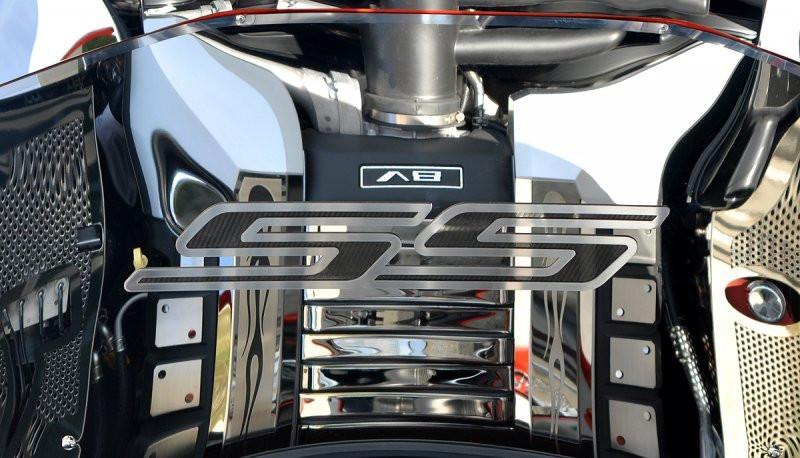 download American Car Craft SS Hood Panel Emblem Brushed Stainless Steel With Carbon Fiber SS Emblem Only workshop manual