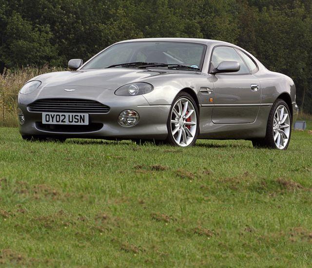 download Aston Martin DB7 workshop manual