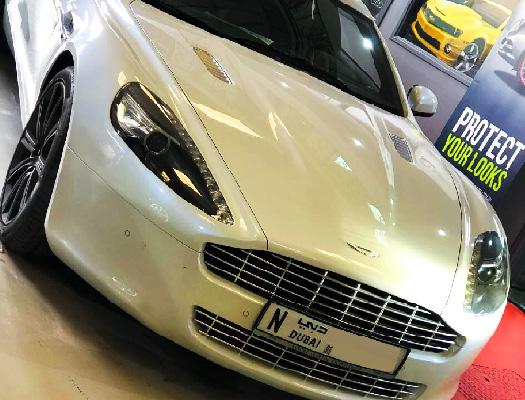 download Aston Martin V12 Vanquish workshop manual