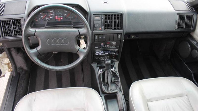 download Audi 5000 System workshop manual