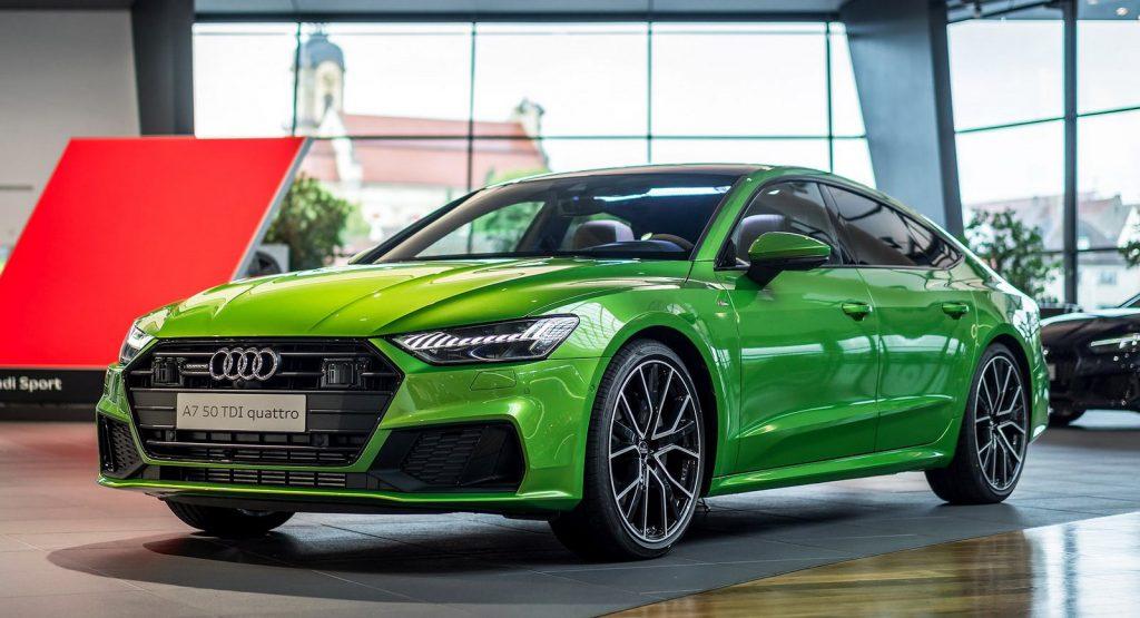download Audi A7 workshop manual