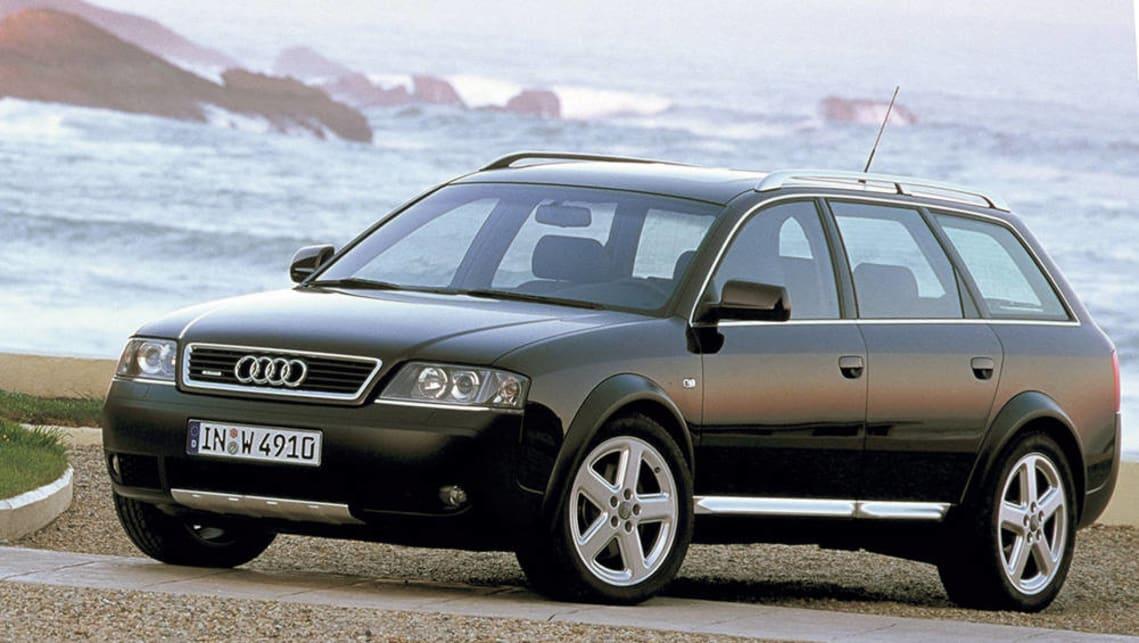 download Audi Allroad Quattro workshop manual