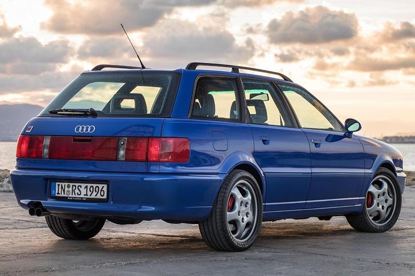 download Audi Avant Rs2 workshop manual