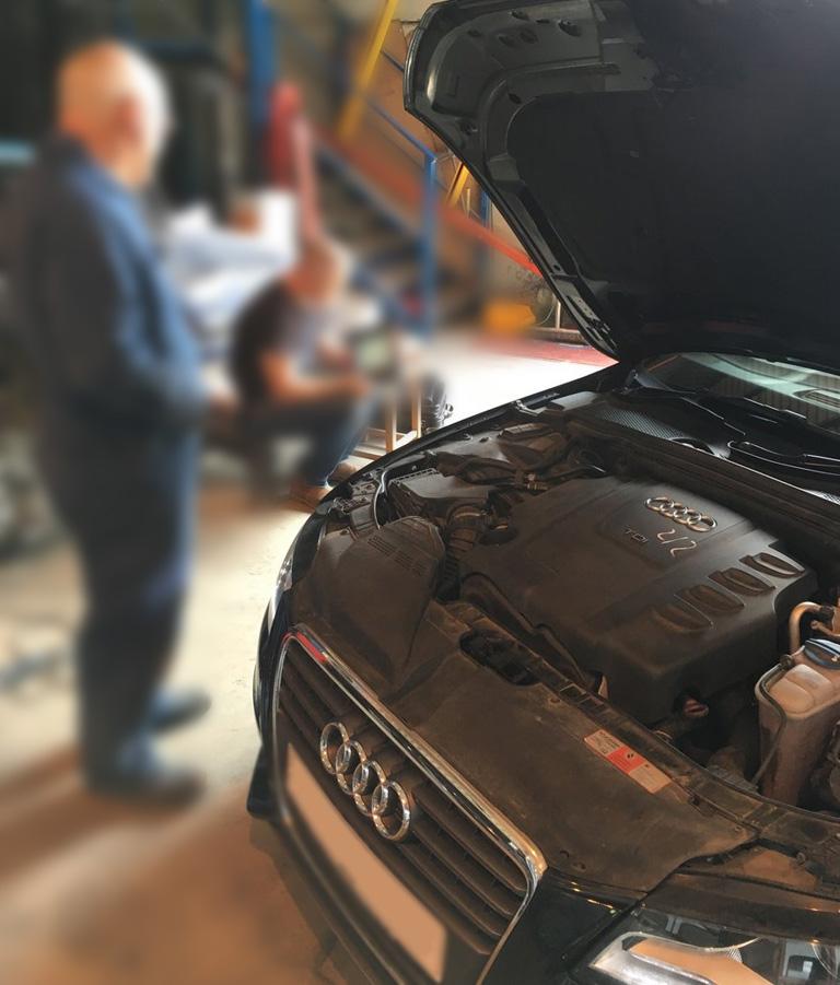 download Audi MMI workshop manual