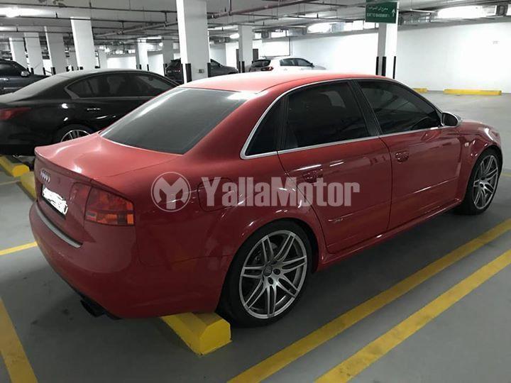 download Audi RS4 workshop manual