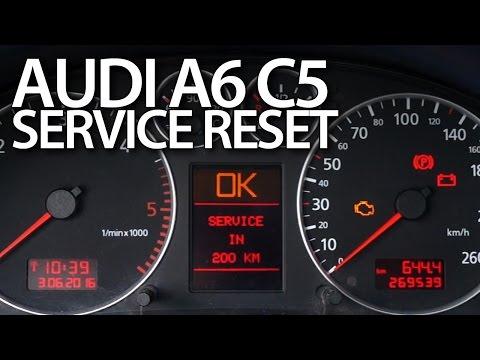 download Audi RS6 C5 workshop manual