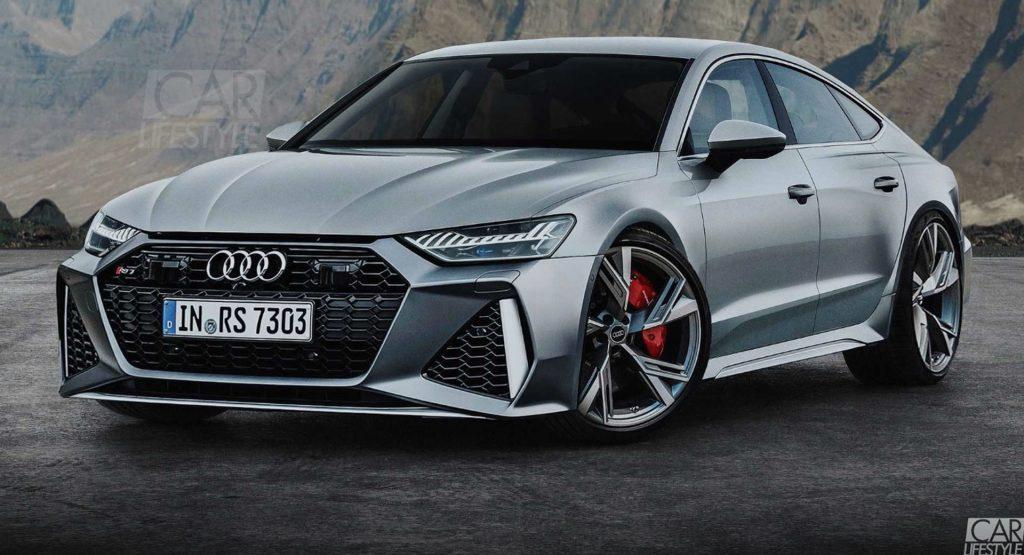 download Audi RS7 workshop manual