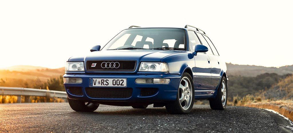 download Audi Rs2 Avant workshop manual