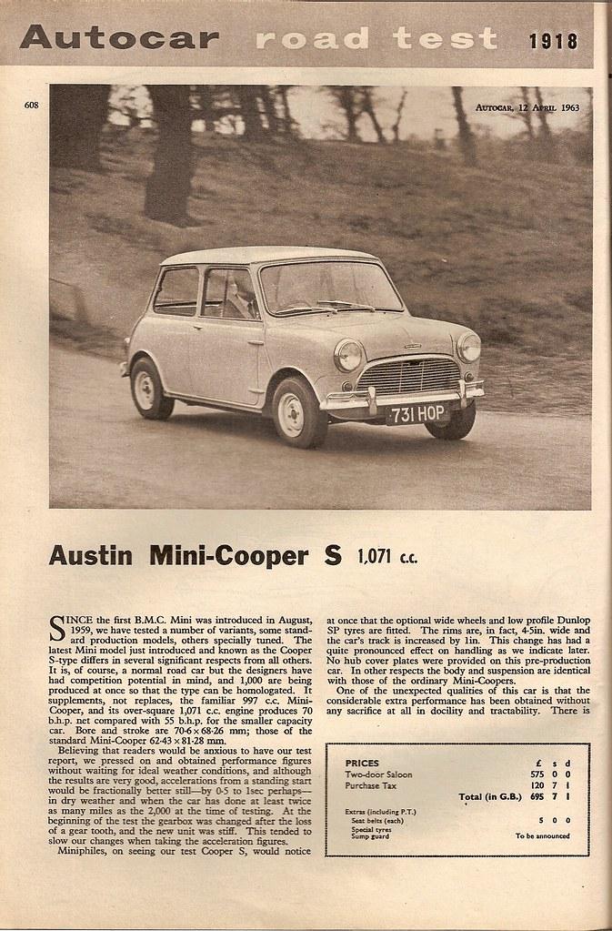 download Austin Mini Countryman workshop manual