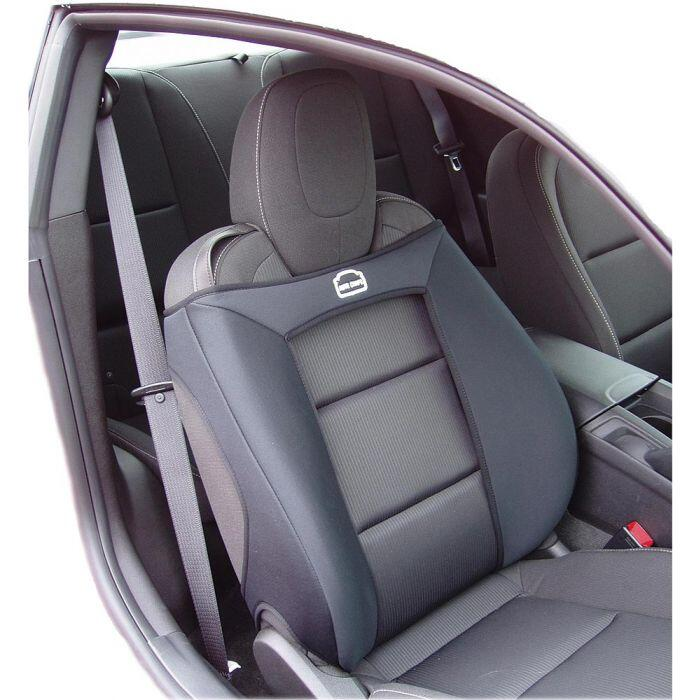 download Auto Chaps Seat Bolster Protection Black workshop manual