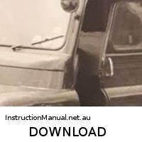 download BEDFORD CA VAN MKI MKII workshop manual